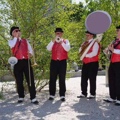 The Swinging Dixieband boeken of inhuren? | JB Productions