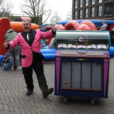 De Mobiele Jukebox boeken of inhuren? | JB Productions