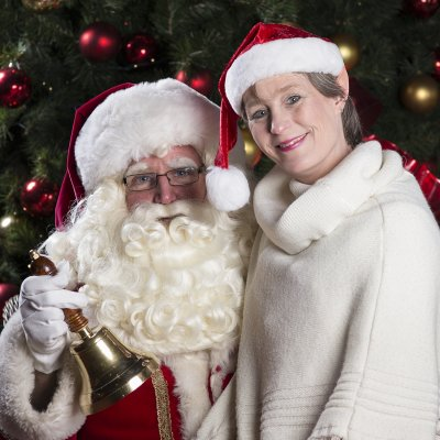 De Kerstman Hoogstpersoonlijk - Kerst kindershow inhuren of boeken | SintenKerst
