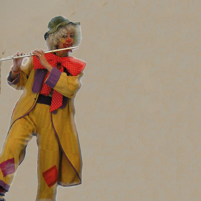 Clown Flierefluit - Mobiel Muzikaal Entertainment | JB Productions