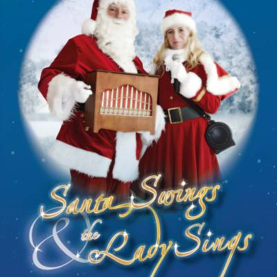 Santa Swings and the Lady Sings boeken of inhuren | SintenKerst