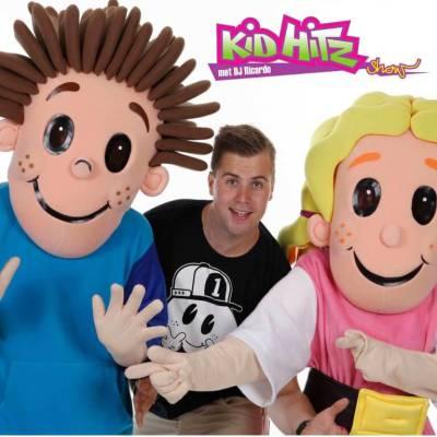 KidHitzShow met Kids DJ Ricardo boeken of inhuren | Artiestenbureau JB Productions
