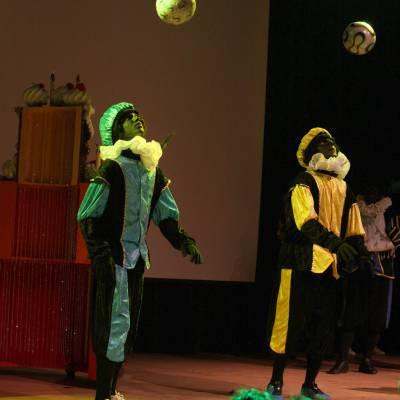 De Urban Pietenshow van Sinterklaas