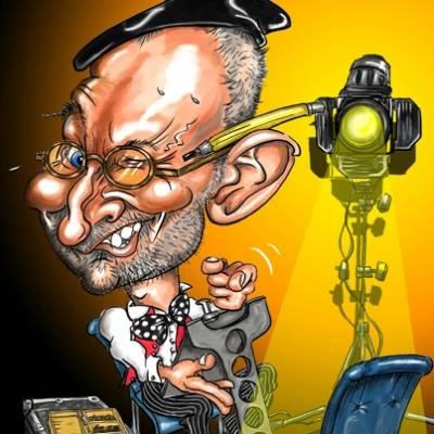 Karikatuurtekenaar - Johan inhuren of boeken | JB Productions