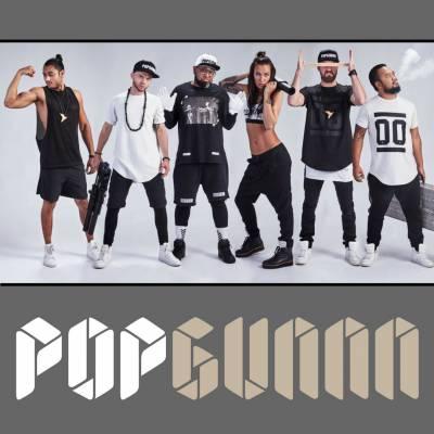 Popgunnn boeken of huren? | JB Productions