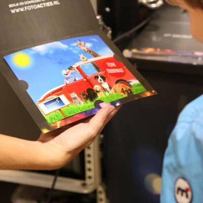 Dierendag Greenscreen Foto actie huren of boeken? | JB Productions
