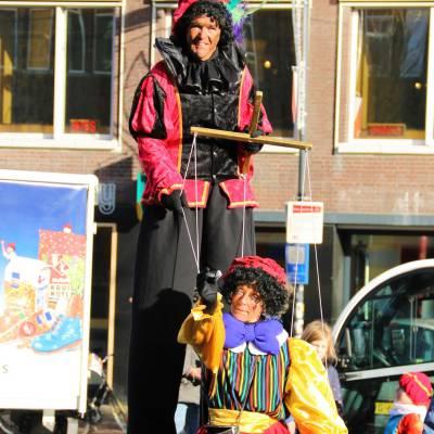 Mega Piet en Mini Piet huren of boeken | JB Productions