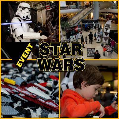 Star Wars Event huren | JB Productions