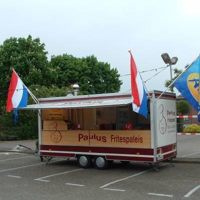 Mobiele Frietwagen inhuren of boeken? | JB Productions