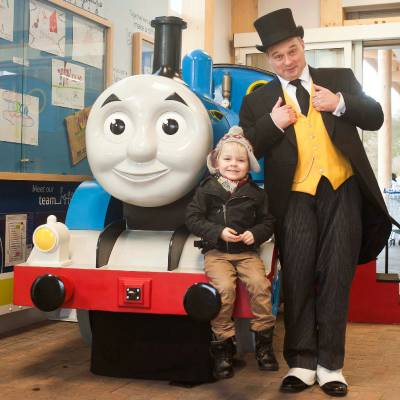 Meet & Greet Thomas de Trein
