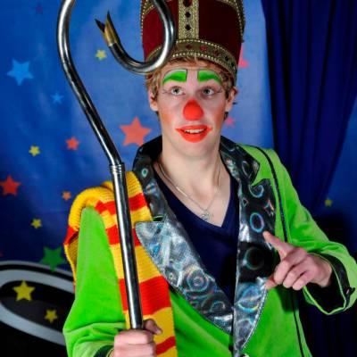 Clown Dico's Magische Sintshow | Sint en Kerst