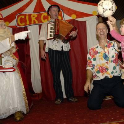 Circus voor Sinterklaas inhuren of boeken? | SintenKerst