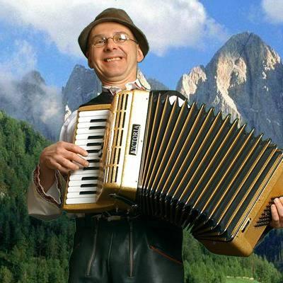 Der lustige H?nsel - Tiroler Muzikant inhuren of boeken | JB Productions