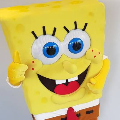 Meet & Greet SpongeBob inhuren of boeken? | JB Productions