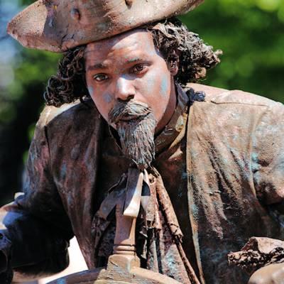 Levend Standbeeld - De Schipper boeken of inhuren? | JB Productions
