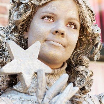 Levend Standbeeld - De Engel