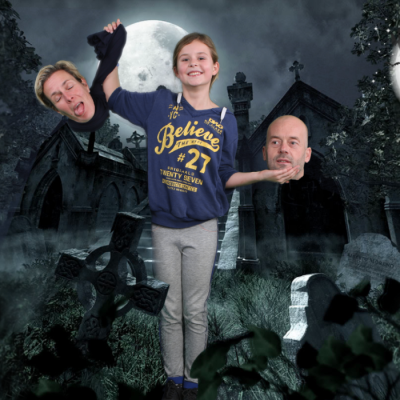 Halloween Greenscreen Fotografie huren of boeken? | JB Productions