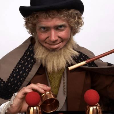 De Charles Dickens Goochelaar