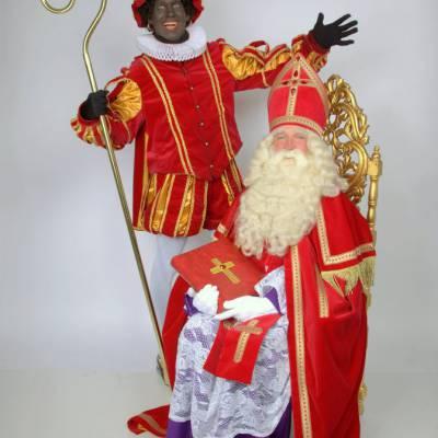 Sinterklaas en de Magische Circuspiet