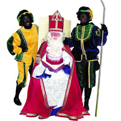 Sinterklaas en 2 Zwarte Pieten huren of inhuren? | SintenKerst