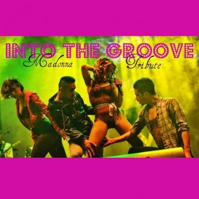 Into The Groove - Madonna Tributeband inhuren | JB Productions