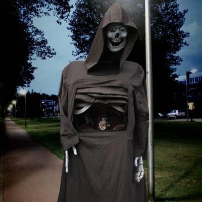 Het lijk, Allerzielen - Halloween