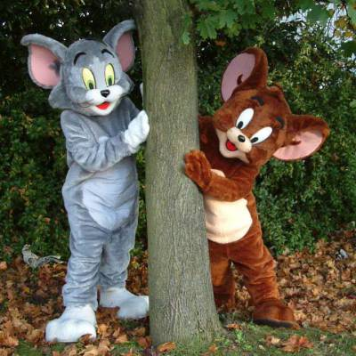 Meet & Greet Tom & Jerry inhuren of boeken? | JB Productions