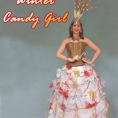 Winter Candy Girl
