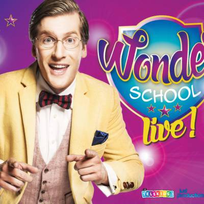 Wonder School Live inhuren of boeken? | Artiestenbureau JB Productions