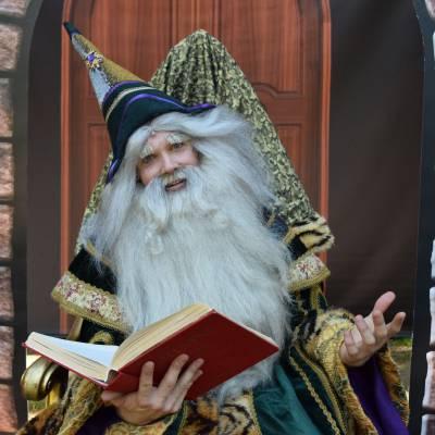 Sprookjes Tovenaar inhuren of boeken? | JB Productions
