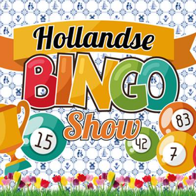 Hollandse Bingo Show inhuren of boeken? | JB Productions