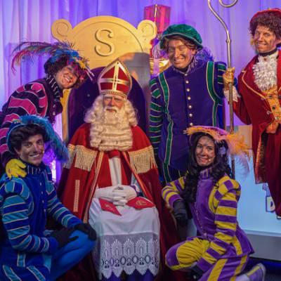 DJ Piet en Show - Theatershow boeken of inhuren | SintenKerst