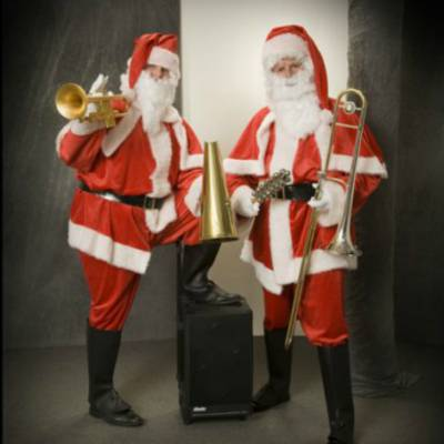 Dixie Duo Swing 'n Roll - Kerstmannen inhuren of boeken | JB Productions