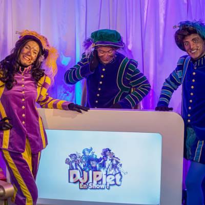 DJ Piet en Show - Pietendisco boeken of inhuren | Sint en Kerst