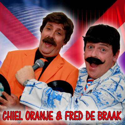 Chiel Oranje en Fred de Braak