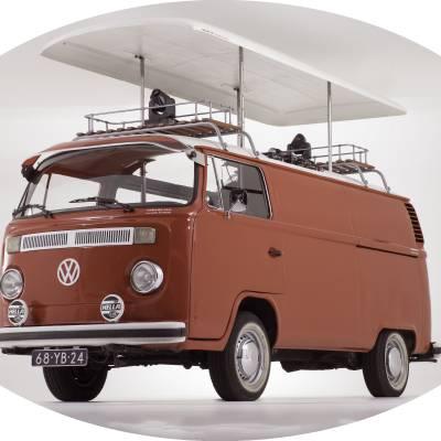 Het Volkswagen DJ Busje boeken of inhuren? | JB Productions