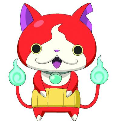 Meet & Greet Jibanyan - Yo-kai Watch