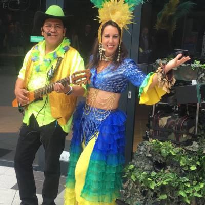 Los del Sol - Braziliaanse Mobiele Muziek