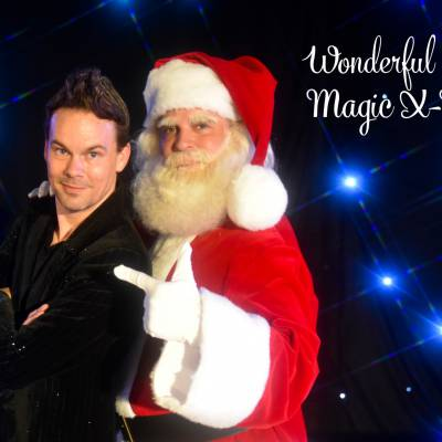 Wonderful Magic X-Mas inhuren of boeken? | JB Productions