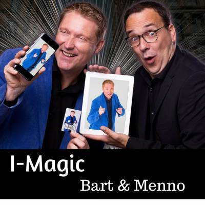 I-Magic by Bart & Menno inhuren of boeken? | JB Productions