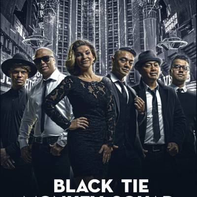 Black Tie Monkey Squad boeken of inhuren? | JB Productions