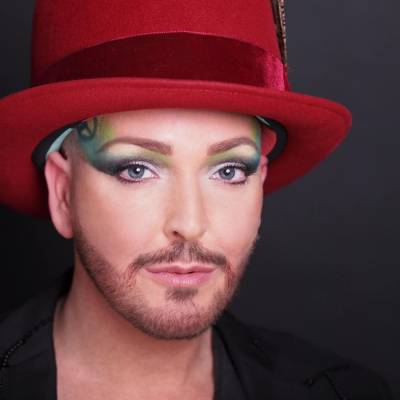 Boy George Look a Like boeken of inhuren? | JB Productions