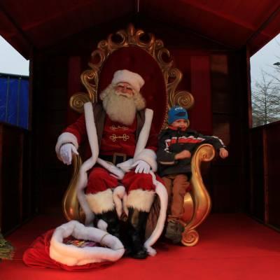 De Luxe Kerstman