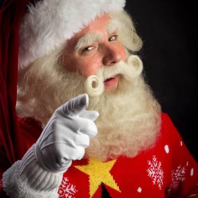 De Muzikale Zingende Kerstman boeken of inhuren | Sint en Kerst