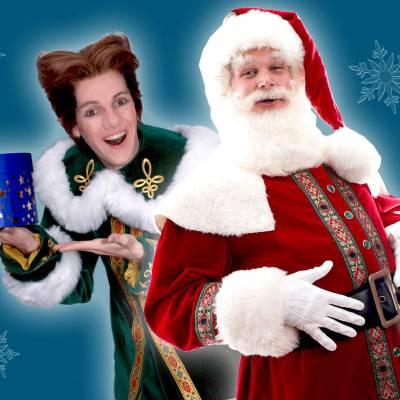 Kerstman & Kerstelf  boeken of inhuren | JB Productions