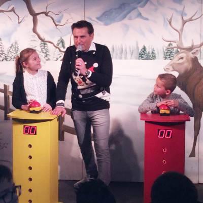 Kinder Kerstshow inhuren of boeken? | Sint en Kerst