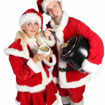 Erwtensoep Traktatie inhuren of boeken? | Sint en Kerst