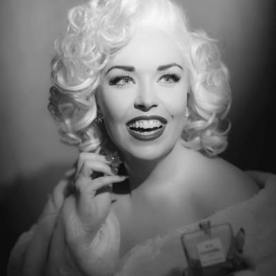 Look a Like Marylin Monroe boeken of inhuren? | JB Productions