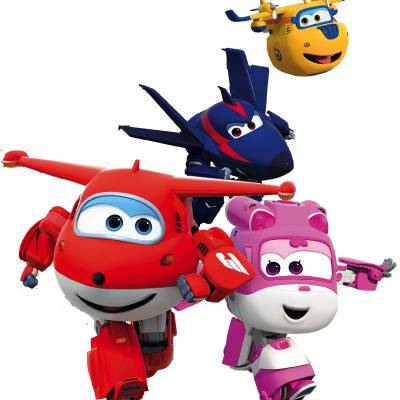 Meet & Greet Super Wings inhuren of boeken? | JB Productions