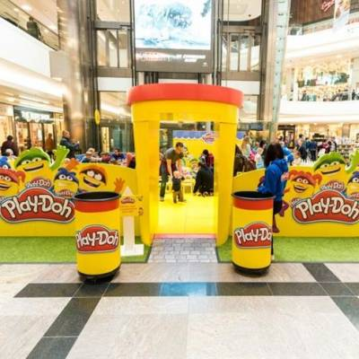 Play-Doh Event boeken of inhuren? | JB Productions